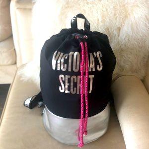 Victoria's Secret Drawstring Backpack